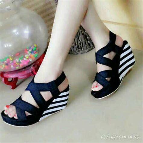 Sepatu Fashion 16 1 5 jual sepatu sendal termurah okt625 baru sepatu heels