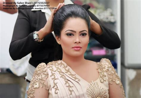rebond hair in sri lankan actress actress menaka peiris kandyan photo shoot gossip lanka