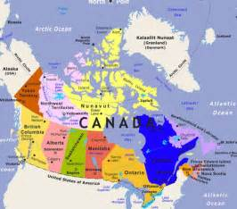 Canada Map With Capitals by Pics Photos Map Canada Provinces Capitals