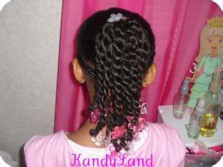 kandy braids kandyland headband braid with ponytail twisties