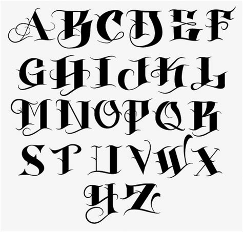 top tattoo lettering generator images for pinterest