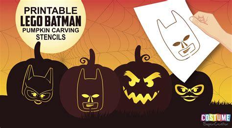Pumpkin Carving Stencils Printable