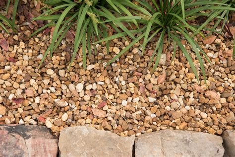 #7 Pea Gravel   Gravel   Georgia Landscape Supply