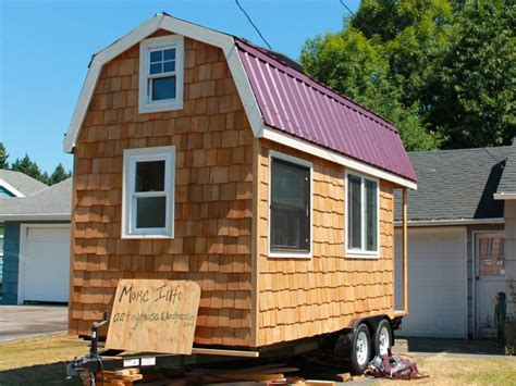 April Anson S Tiny House Tiny House Roof Plans