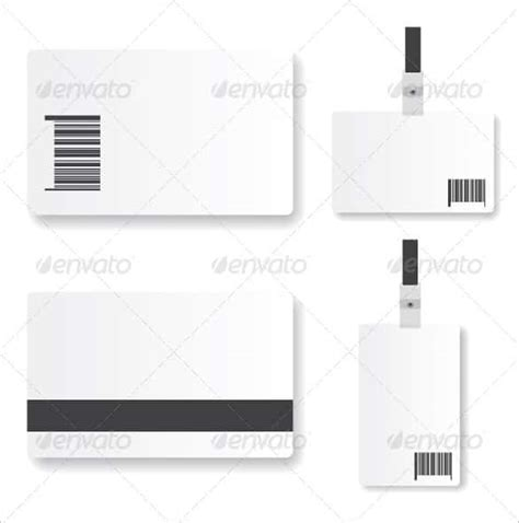 blank card template doc 40 blank id card templates psd ai vector eps doc