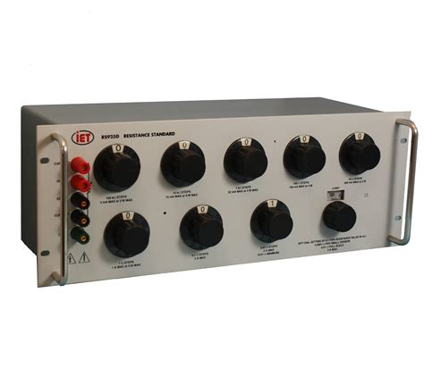 resistor calibration box decade resistor calibration 28 images extech instruments resistance decade box 380400 the
