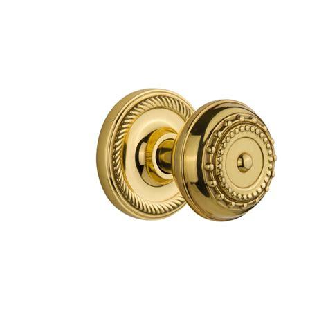 interior door knobs home depot 100 brass interior door nostalgic warehouse rope rosette interior mortise meadows