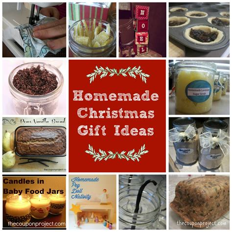 homemade christmas gift ideas homemade christmas gift ideas