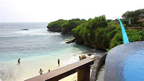villa dream beach huts cocok  menginap  bali
