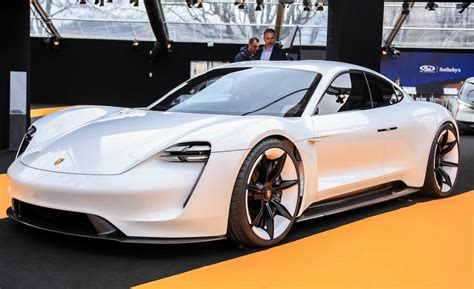 electric porsche supercar porsche mission e is ready to lead the electric car market