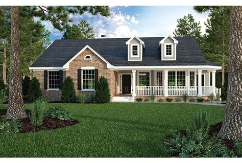 Two Story Colonial House Plans by Country House And Home Plans At Eplans Com Includes