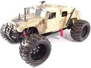 Rc Truck Accessories Ebay New Rc Radio Controlled Petrol Powered Hummer