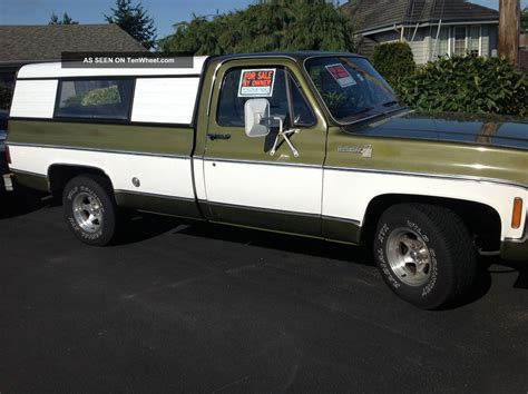 1975 gmc truck 1975 chevy or gmc by owners autos weblog