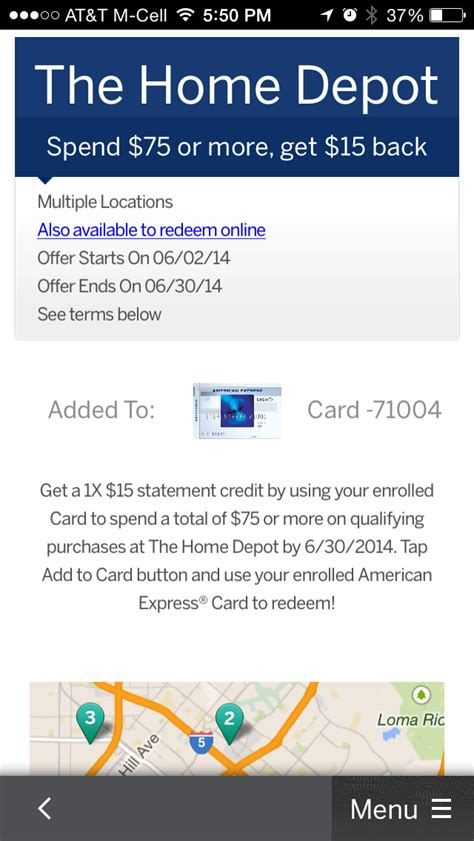 home depot credit card home depot credit card login to