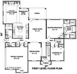 House Plans Large Kitchen Large Images For House Plan Su House Floor Plans With
