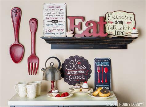 red fork wall decor   kitchen ideas red kitchen