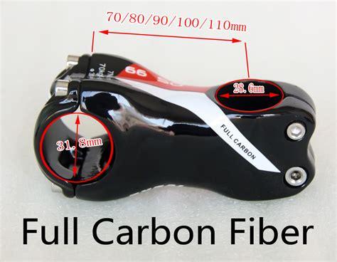 Stem United 28 6 25 4 90mm iveke kohlefaser fahrrad 6 17 grad carbon vorbau 31 8 mm