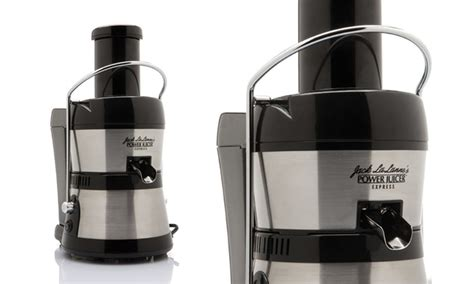 Power Juicer 7 In 1 lalanne s power juicer groupon goods