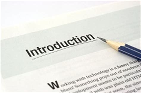 Writing Introductions: How to Write Introductions for Your