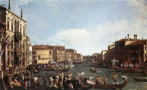 libro canaletto and the art regata sul canal grande del canaletto un capolavoro dell