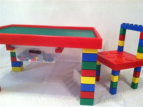Lego Table And Chairs by Lego Table And Chair Set