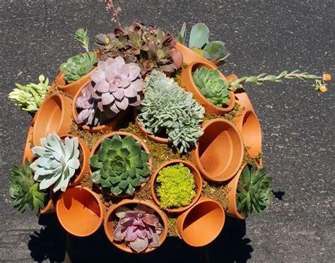 decorazioni per vasi decorazioni originali con i vasi in terracotta ecco 20