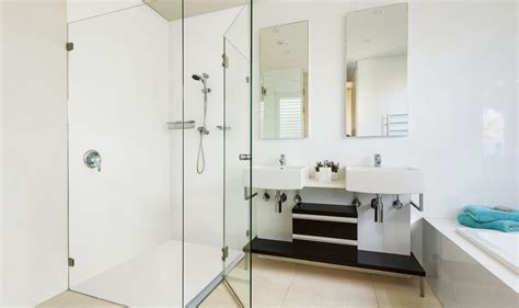 corian tile stormtech collaborates with corian 174 for no grout shower