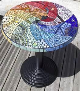 table exterieur mosaique les 25 meilleures id 233 es de la cat 233 gorie table ronde jardin sur table de jardin ronde