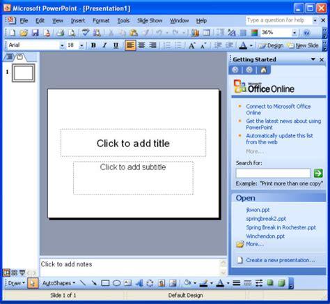 powerpoint tutorial pdf 2003 kingsoft presentation is an alternative to microsoft