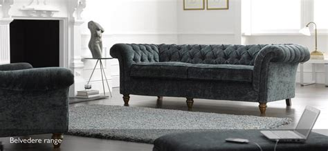 velvet chesterfield sofas uk 13 best images about chesterfield sofas on