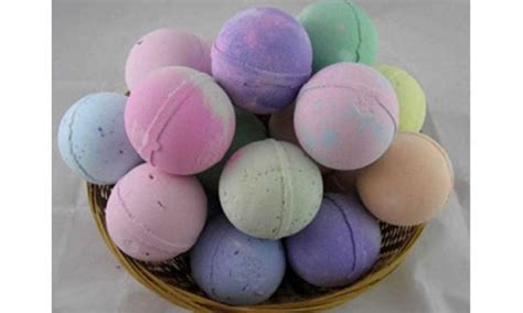 Handmade Bath Bombs - bath bombs kidspot