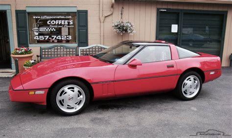 car manuals free online 1989 chevrolet corvette transmission control c4 corvette 1989 chevrolet corvette c4 coupe red red corvettes corvette c4
