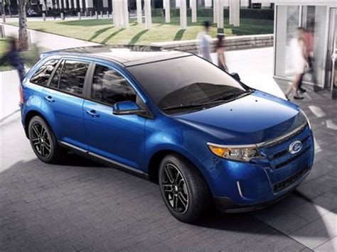 2014 Ford Edge Reviews by 2014 Ford Edge Pricing Ratings Reviews Kelley Blue Book