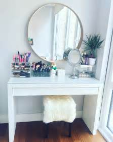 Ikea Vanity Table Ideas 25 Best Ideas About Makeup Desk On Dressing Table Organisation Vanity Area And