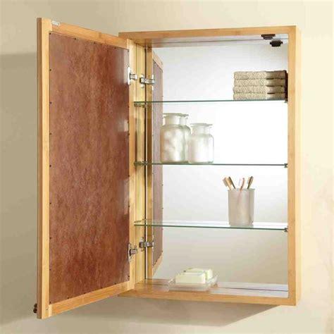 glass shelves  medicine cabinet decor ideas