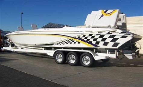 boat trader 35 fountain page 1 of 1 fountain 38 fever boats for sale