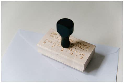 custom rubber sts wooden handle custom address st the monterey 187 three fifteen design