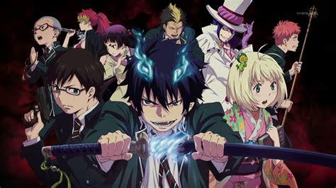 anime exorcist ao no exorcist wallpaper wallpaperholic