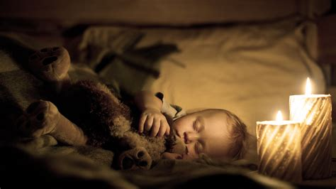 Baby Is Such A Light Sleeper by Baby Sleep And Candle Light New Hd