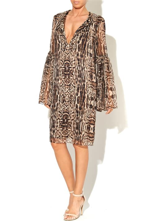 Wst 10880 Lace Chain Waist Dress wylde flared sleeve chain dress from west