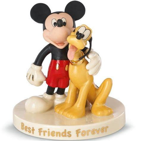Studded Mouse A Best Friend by Disney Lenox Mickey Mouse S Best Friend Friends 2 Hold