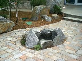 Rock Firepit 42 Best Images About Pits On Backyards Garden Stairs And Backyard Pits