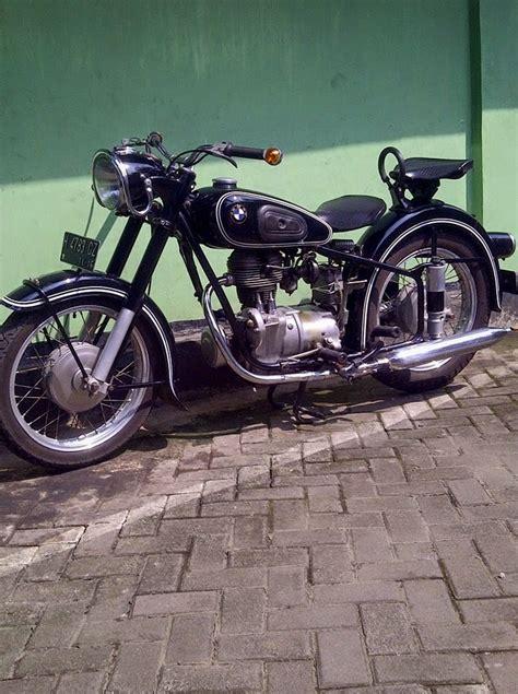 dijual motor bmw klasik
