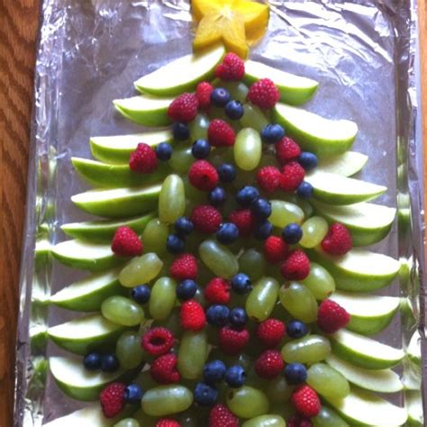fruits for christmas party 1000 ideas about fruit tree on fruit healthy treats and fresh fruit