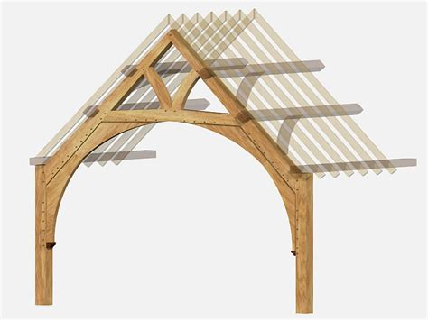 Arched Roof Construction Arch Truss
