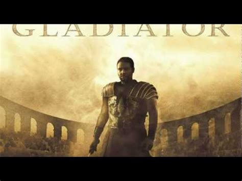 theme music gladiator movie gladiator now we are free super theme song youtube