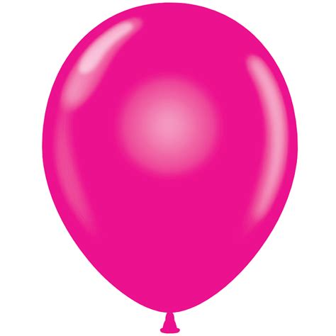 Crystal colors 9 quot balloons for printing