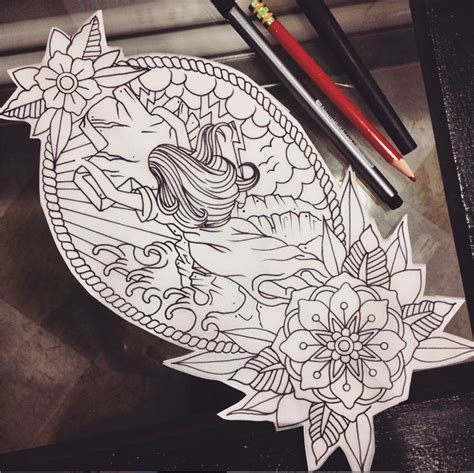 rock of ages tattoo design rock of ages drawing design by andy revenant tattoos by