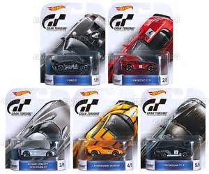 Hotwheels Gran Turismo Lamborghini Veneno Hw Wheel set of 5 gran turismo 2016 wheels retro