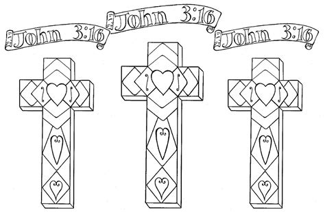 Coloring Page 3 16 by Free Christian Coloring Pages For Children And